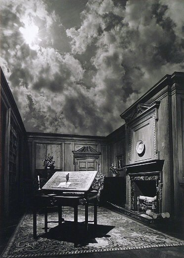 Untitled (The Philosopher's Desk)