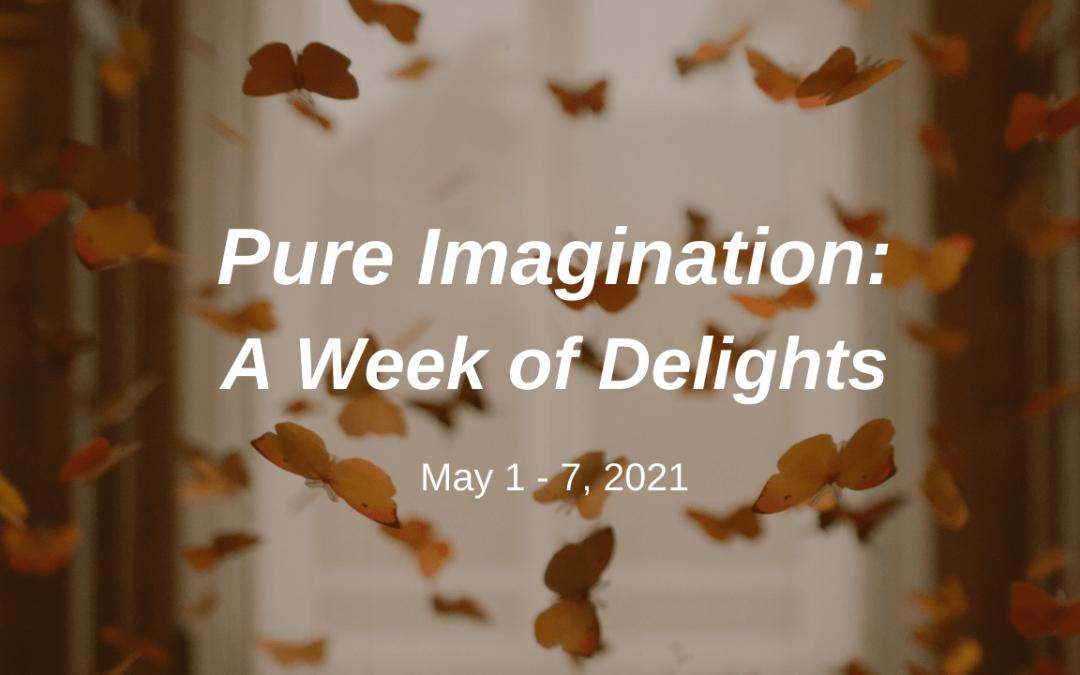 """Art Center Plans Weeklong Fundraiser: """"Pure Imagination: A Week of Delights"""""""