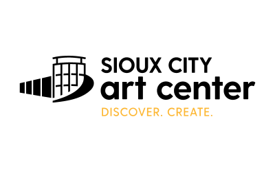 New Website and Logo for the Sioux City Art Center